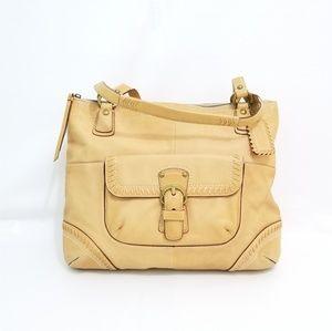 Coach Poppy Whipstick Zipper Bag